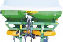 Двудискова навесна торачка Donder CGSA 2500
