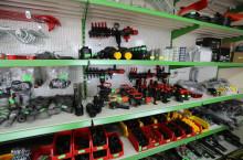 Резервни части за пръскачки и инвентар