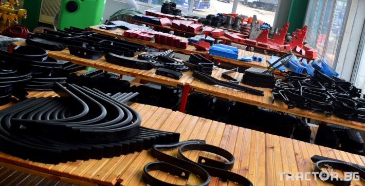 Части за инвентар Стълбец, пружина, лапа Bianchi 1 - Трактор БГ