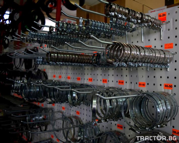 Части за инвентар Скоби за водни съединения 0 - Трактор БГ