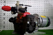 Помпа Imovilli М20(VR15) комплект с електродвигател
